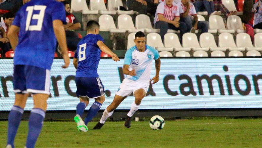 El camino de Guatemala para clasificarse al Mundial de Qatar 2022