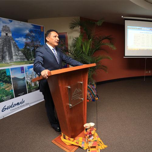 Empresa relacionada al turismo Guatemala INGUAT