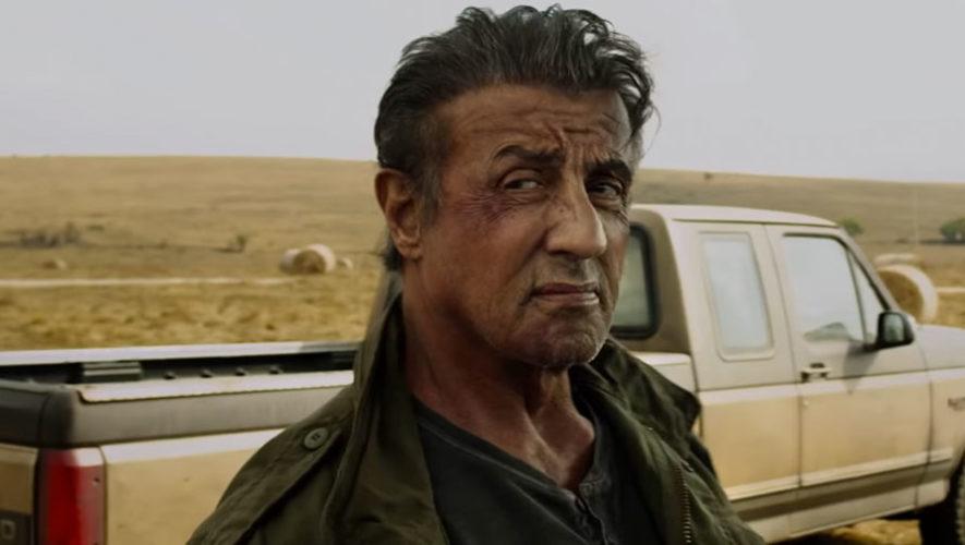 Estreno en Guatemala de la película Rambo: La Última Misión | Septiembre 2019