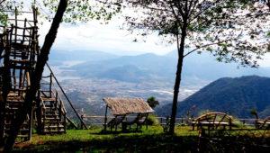 Expedición al Parque Ecológico Corazón de Agua, Sacatepéquez   Octubre 2019