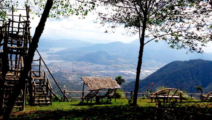 Expedición al Parque Ecológico Corazón de Agua, Sacatepéquez | Octubre 2019