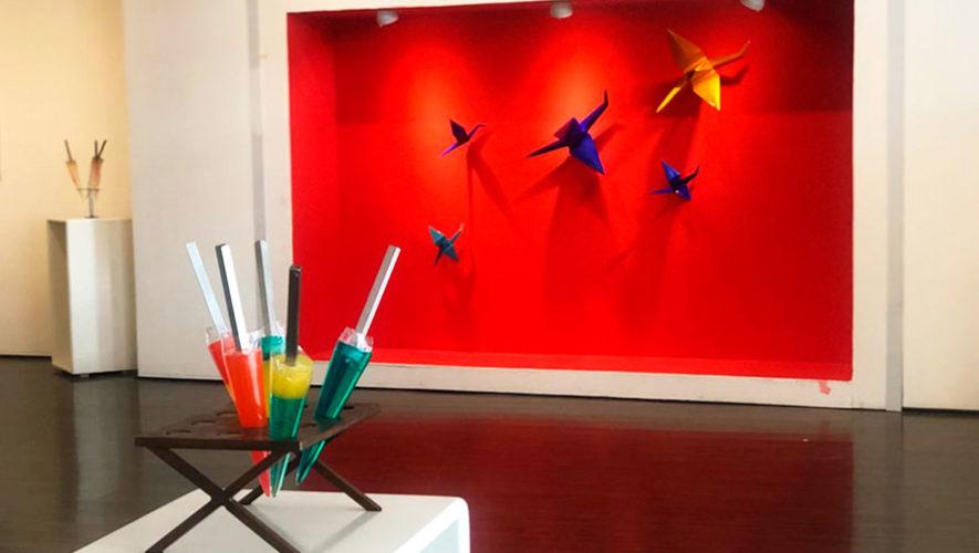 Exposición de arte de tradicionales objetos guatemaltecos   Septiembre - Octubre 2019