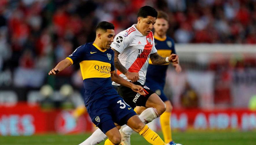 Fecha y hora: semifinal de ida River vs. Boca por la Copa Libertadores 2019 en Guatemala