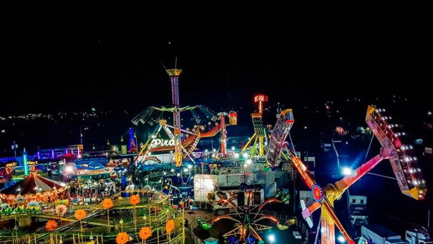 Feria de Quetzaltenango, Xelafer   Septiembre 2019