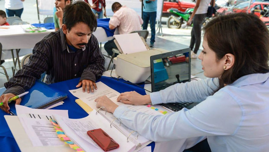 Feria de empleo en Quiché | Octubre 2019