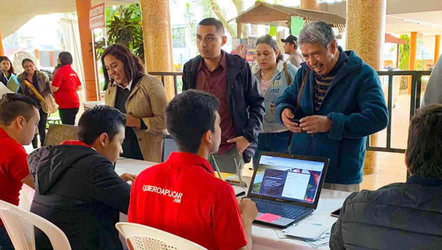 Feria de empleo para ingenieros en la Universidad de San Carlos | Octubre 2019