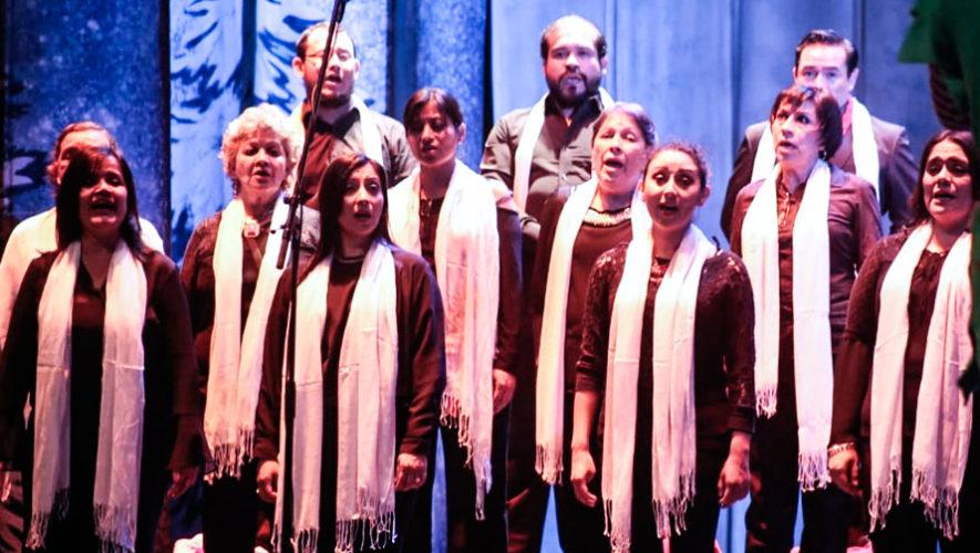 Festival Guatecoral, conciertos gratuitos de coros guatemaltecos | Septiembre 2019