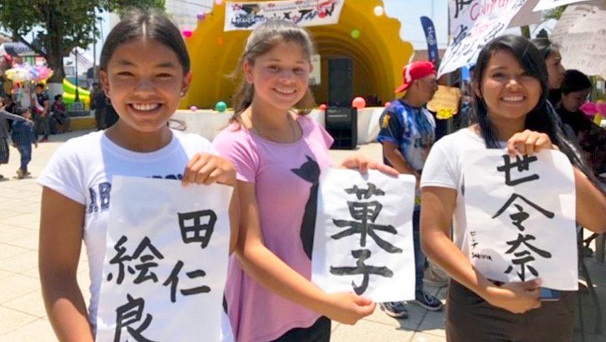 Festival japonés en Quetzaltenango | Septiembre 2019