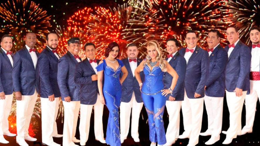 Fiesta por el aniversario de La Original Sonora Dinamita de Lucho Argain | Octubre 2019