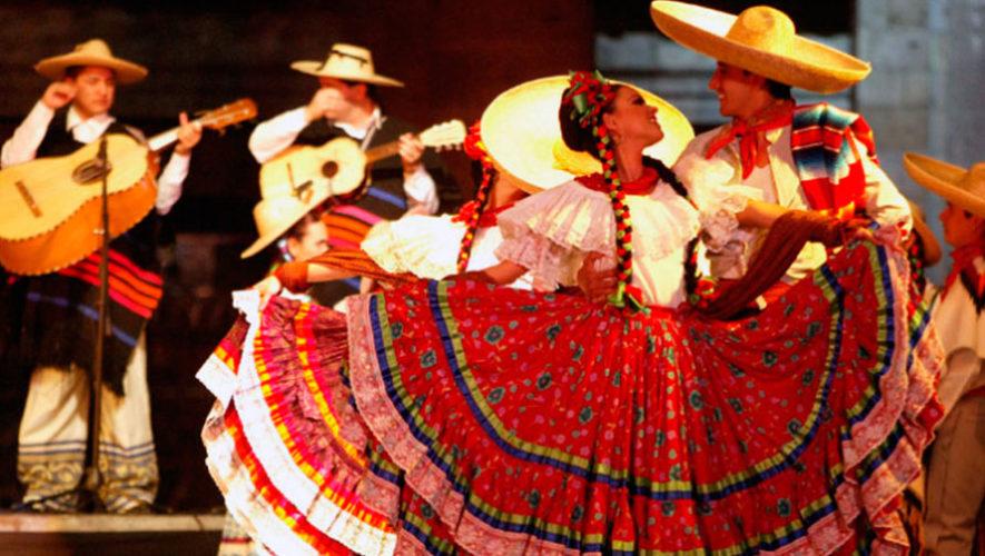 Fiesta tradicional mexicana en Ciudad de Guatemala | Septiembre 2019