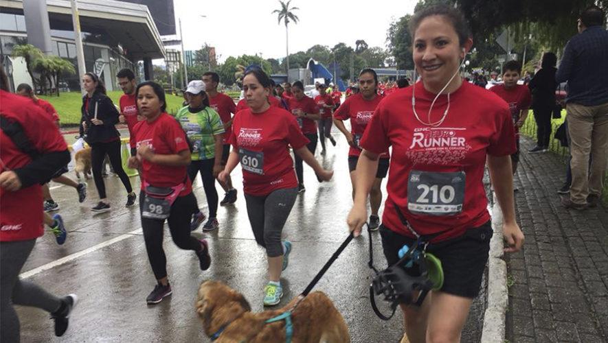 GNC Neuro Run en la Ciudad de Guatemala | Septiembre 2019