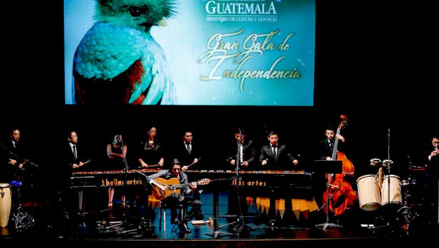 Gala de Independencia en el Teatro Nacional | Septiembre 2019