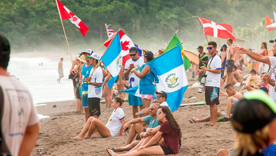 Guatemala forma parte de los Juegos Mundiales de Surf 2019