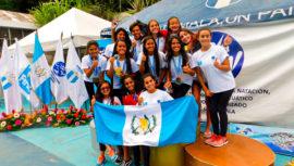 Guatemala se quedó con 10 oros en el Competencia Internacional CINA 2019