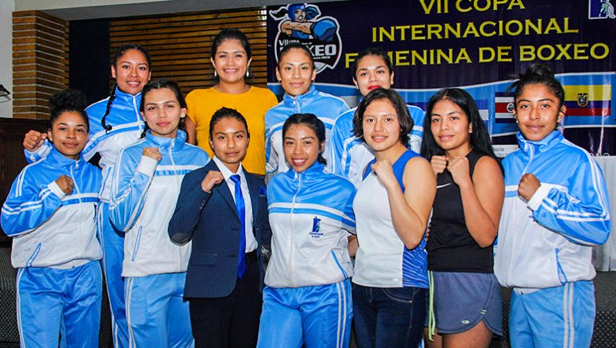 Guatemala será sede de la Copa Internacional Carlos Velásquez 2019