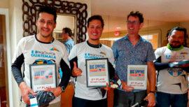 Guatemala subió al podio del Big Spring Nationals de Vuelo Libre 2019