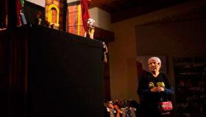 Historias del Popol Vuh con títeres en Antigua Guatemala | Septiembre 2019