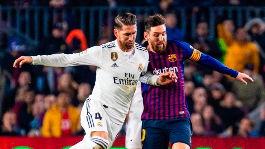 Hora y canal para ver en Guatemala el clásico Barcelona vs. Real Madrid, 26 de octubre 2019