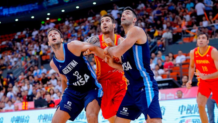 Hora y canal para ver en Guatemala la final Argentina vs. España, Mundial FIBA 2019