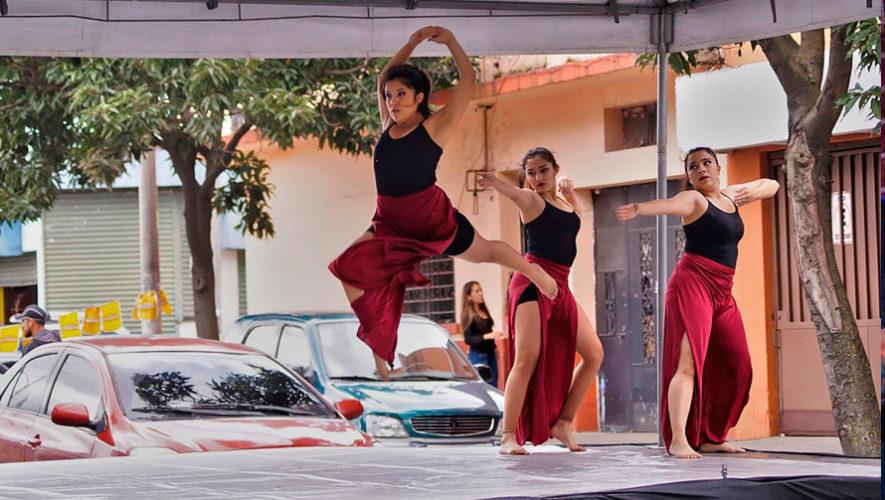 IX Festival cultural de la Avenida de Los Árboles   Octubre 2019