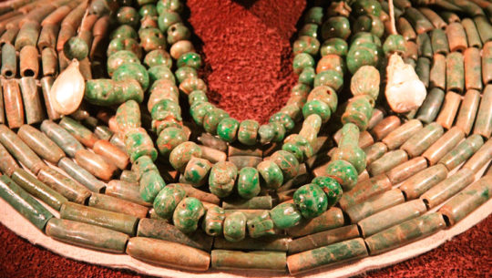 Jade la piedra más valiosa que el oro para los mayas