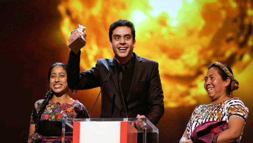 Jayro Bustamante ganó el premio GdA Director's 2019 por su película La Llorona