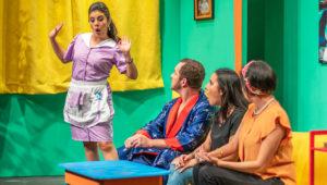 Julieta Metió la Pata, comedia en un café teatro | Septiembre - Noviembre 2019