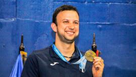 Kevin Cordón se proclamó campeón del VI Guatemala International Series 2019
