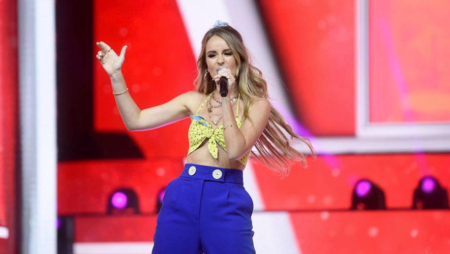 La cantante Stephanie Zelaya es la primera latina en participar en la gala de los Emmy 2019