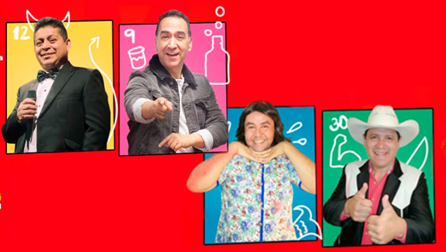 Lotería de la Risa, comedia guatemalteca | Septiembre 2019