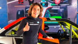 Mateo Llarena sigue dominando la Vintage GTR del Campeonato Nacional 2019
