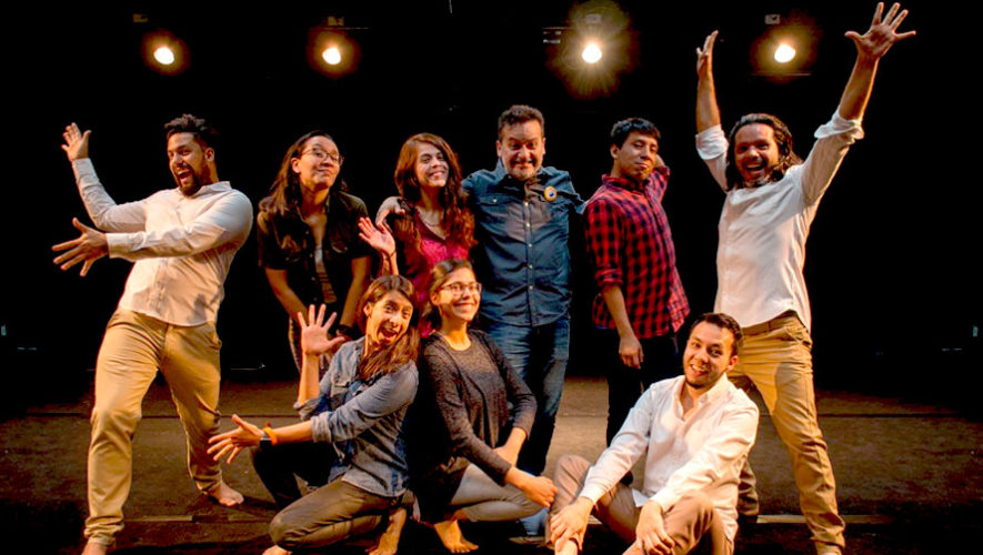 Multiverso, obra de improvisación teatral | Septiembre 2019