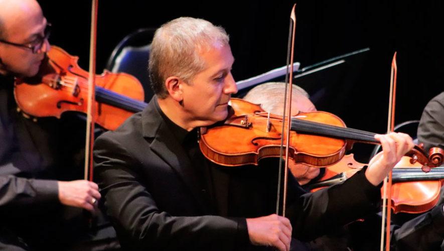 Música del Oeste, concierto de la Orquesta Sinfónica Nacional | Septiembre 2019