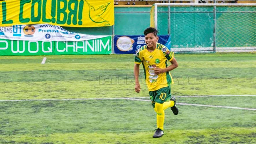Pedro Sipac, el joven de 15 años que debutó con San Pedro FC en la Liga Nacional