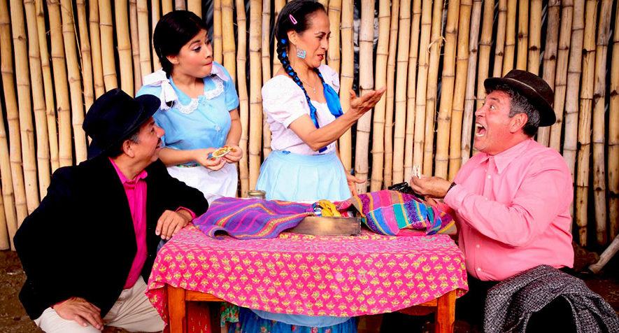 Pepián de 3 Carnes, comedia de tradiciones guatemaltecas | Septiembre 2019