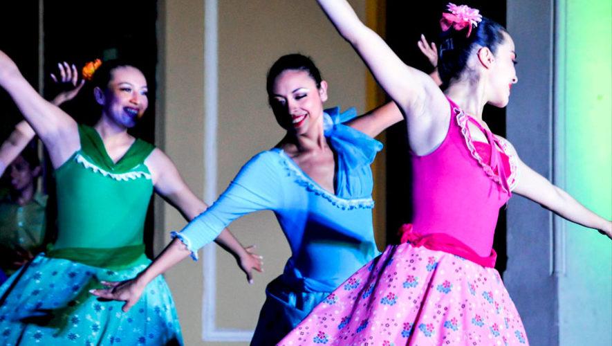 Primer festival de coreógrafos en Guatemala | Septiembre 2019
