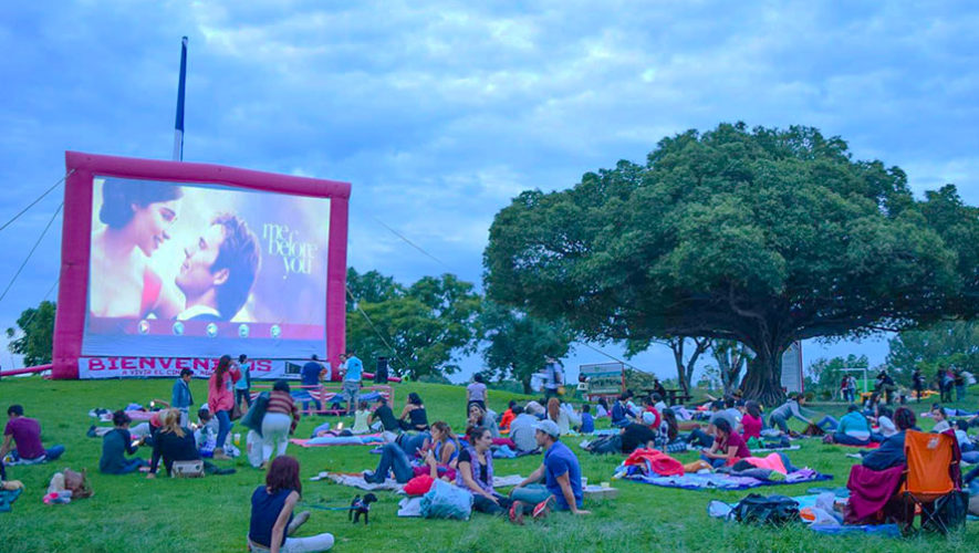 Proyección gratuita de cine francés al aire libre | Septiembre 2019