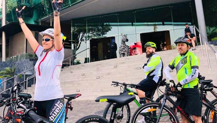 Recorrido gratuito en bicicleta para celebrar el Día de la Independencia | Septiembre 2019
