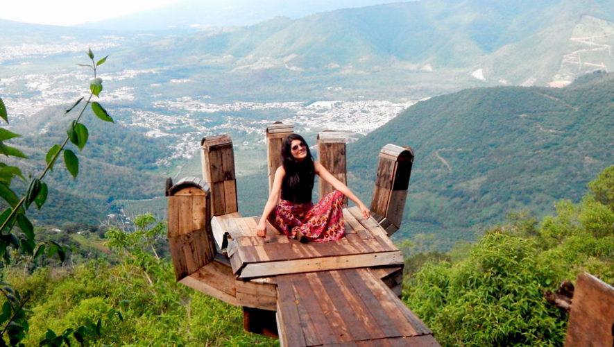 Recorrido por los miradores de Antigua Guatemala | Octubre 2019