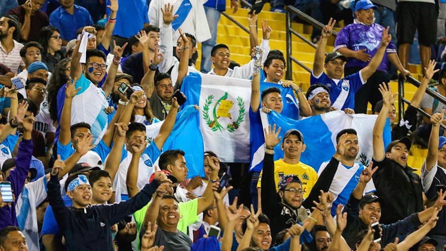 Resultados y tabla de posiciones de Guatemala en la Liga de Naciones C de Concacaf 2019