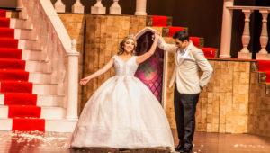 Segunda función de Cenicienta El Musical | Septiembre 2019