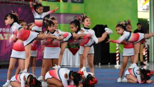Segundo Campeonato de Porrismo en Guatemala | Septiembre 2019