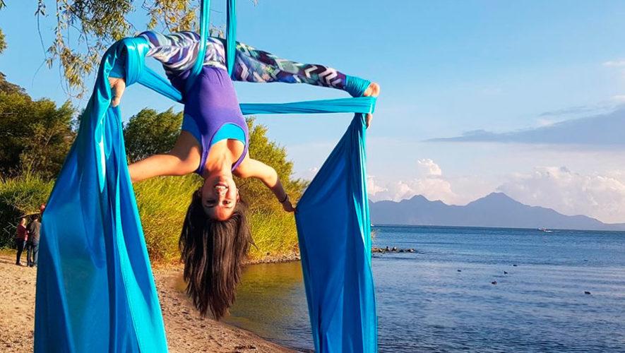 Show de danza y acrobacia aérea en Guatemala | Octubre 2019
