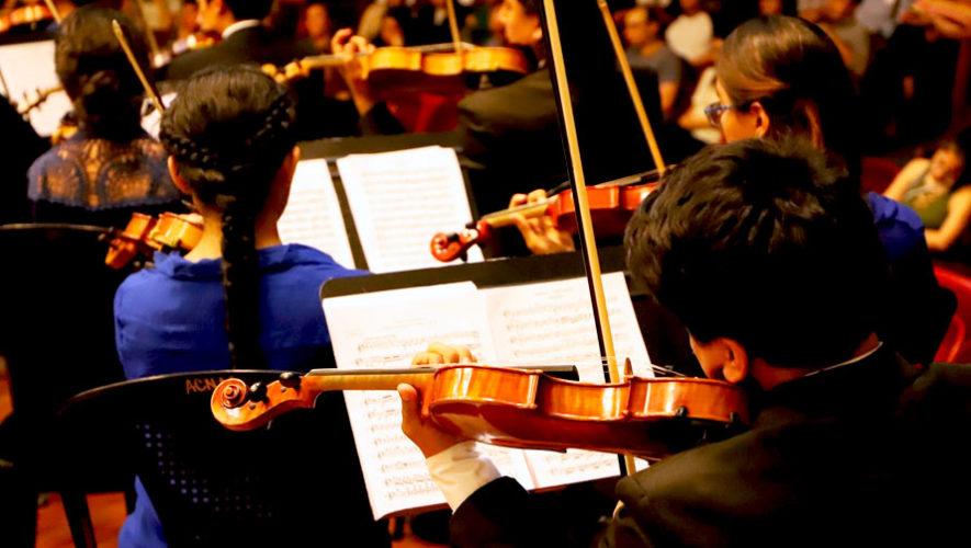 Sinfonía No. 8 de Beethoven por la Orquesta del Conservatorio | Septiembre 2019