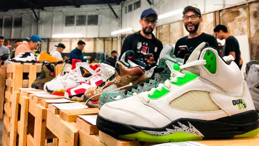 Sneaker Fever Gallery, colección de tenis más grande de Latinoamérica en Guatemala