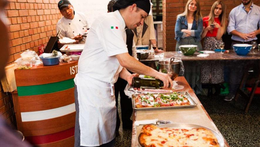 Taller de cocina italiana vegana para principiantes | Septiembre 2019