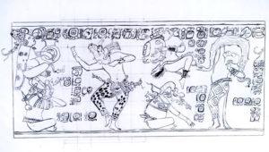 Taller de dibujo arqueológico en Antigua Guatemala | Septiembre 2019