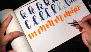 Taller de lettering para principiantes | Septiembre 2019