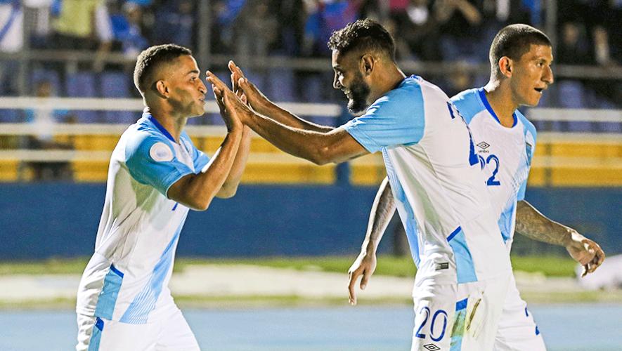 Transmisión en vivo del partido Puerto Rico vs. Guatemala, Liga de Naciones C de Concacaf 2019
