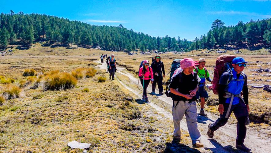 Trekking Ixil: Caminata de Nebaj a Los Cuchumatanes   Octubre 2019